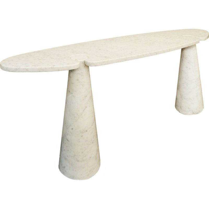 """Vintage Console table """"Eros"""" P180 by Angelo Mangiarotti for Skipper, Italy, 1970s"""