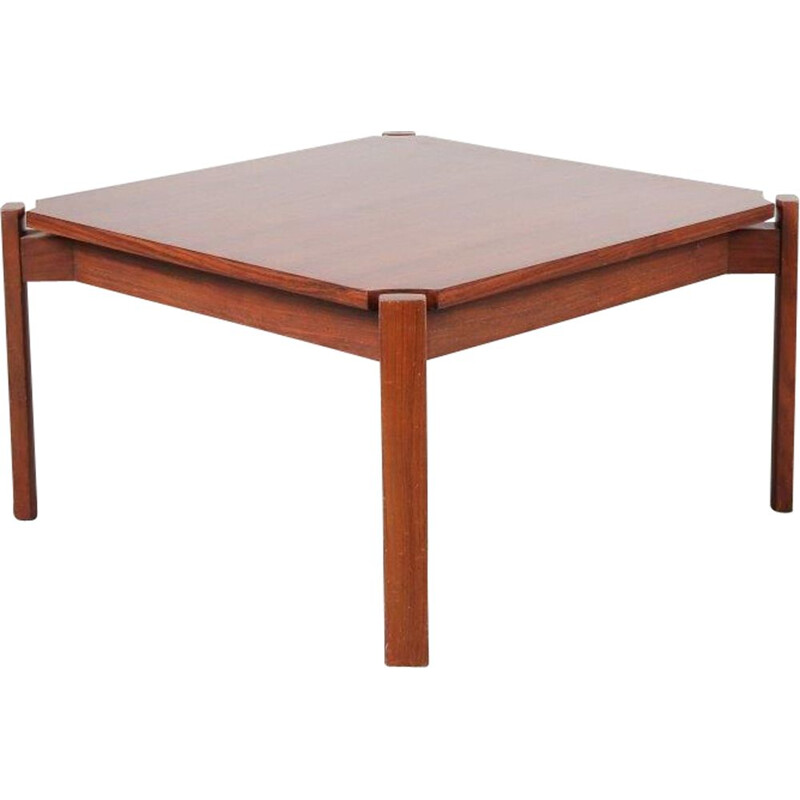 Vintage T73 Coffee table by Osvaldo Borsani from Tecno, Italy,1960s