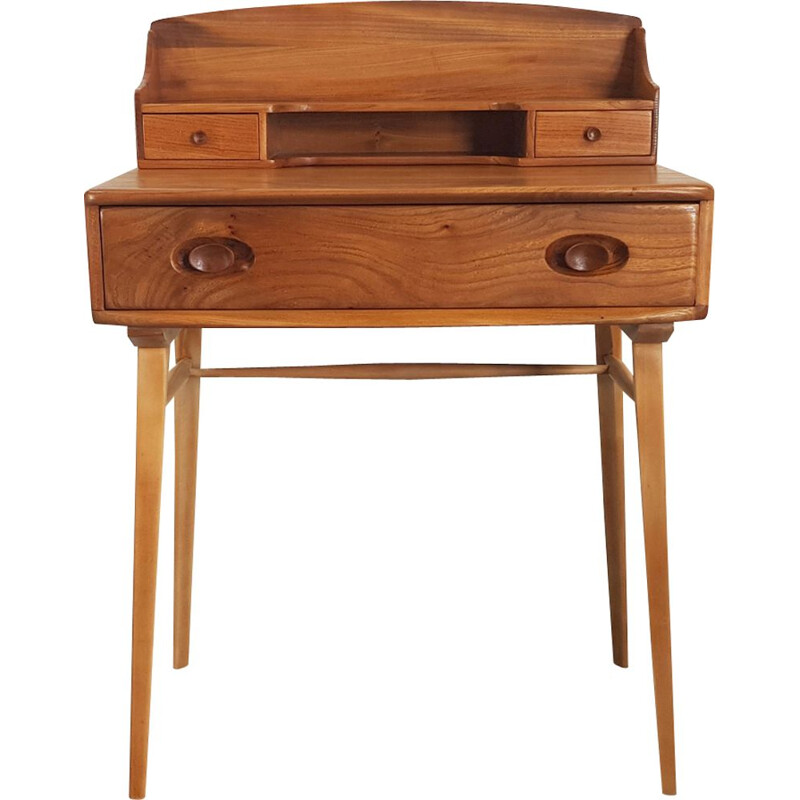 Vintage Writing Desk by Ercol, 1960s