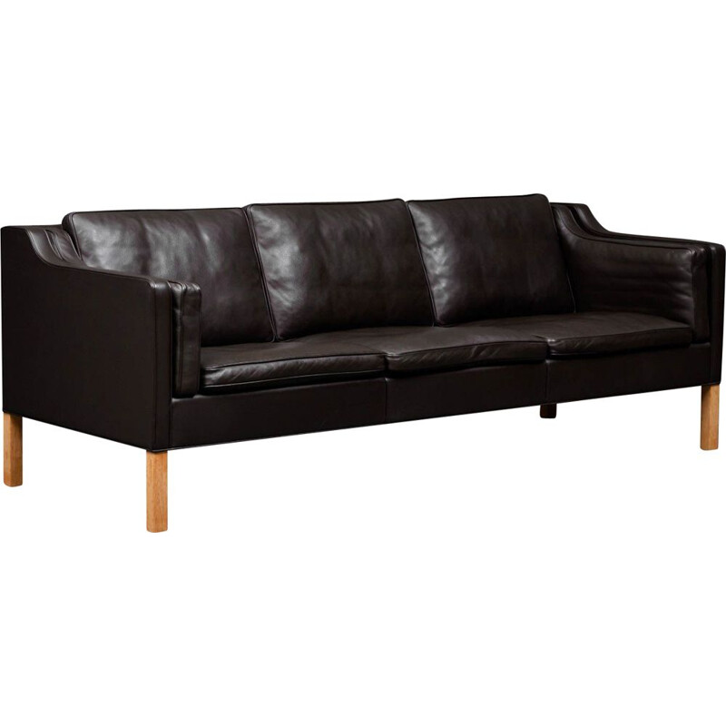 Vintage 3-seater sofa model 2213 by Frederica from Børge Mogensen