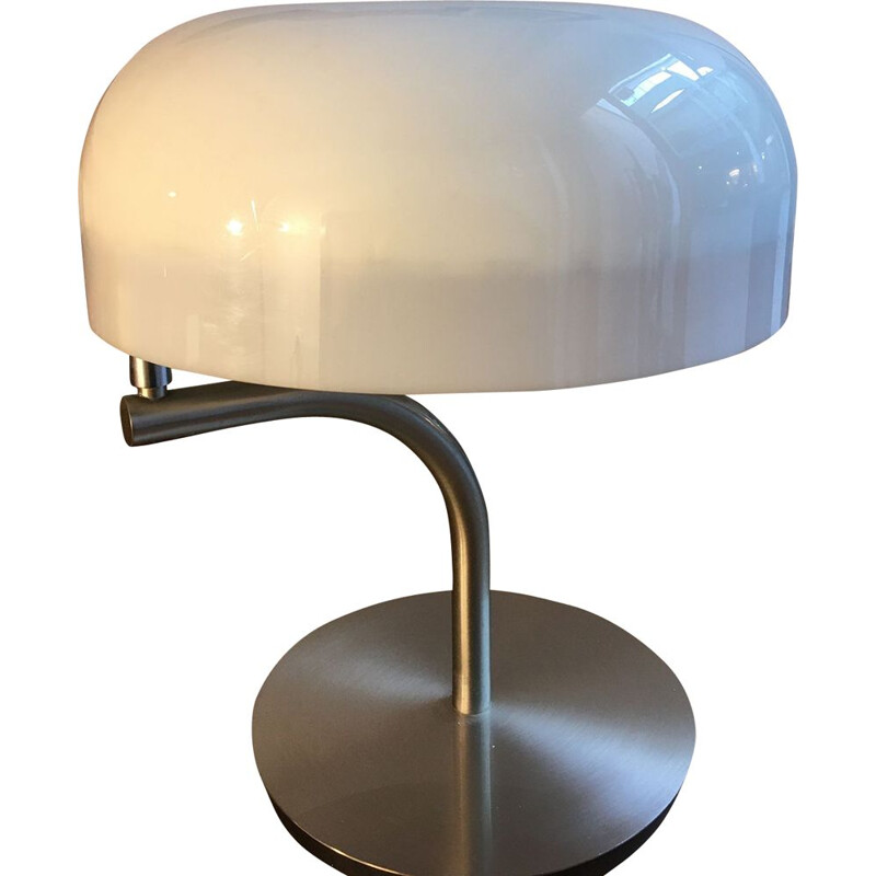 Vintage table lamp Valenti LUX by Giotto STOPPINO, 1970