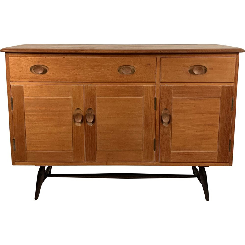 Small ERCOL sideboard by Lucian Ercolani