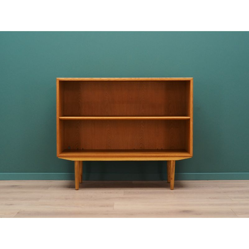 Vintage Small Bookcase In Ash By Søborg