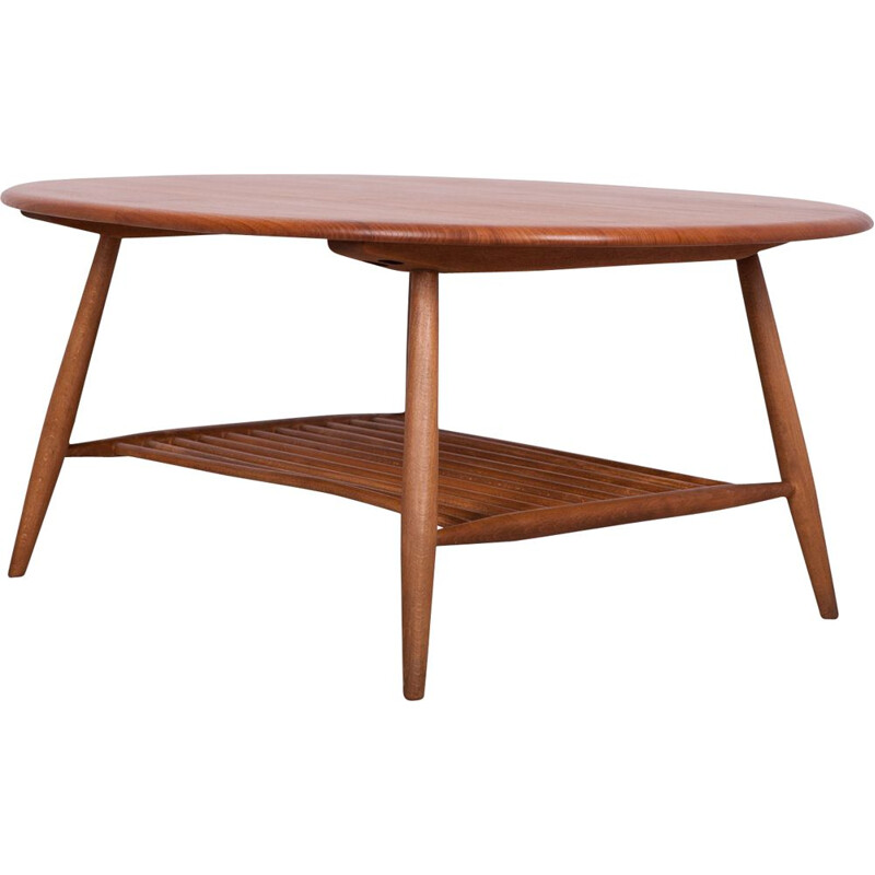 Vintage Coffee Table by Lucian Ercolani for Ercol, 1960s
