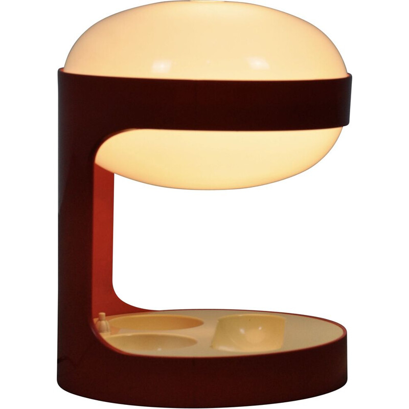 Vintage KD29 table lamp by Joe Colombo for Kartell, 1967