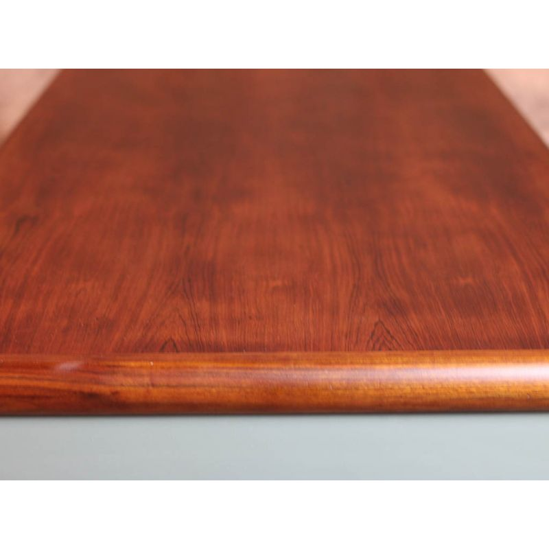 Table Basse Scandinave Rectangle En Palissandre Relookee Circa