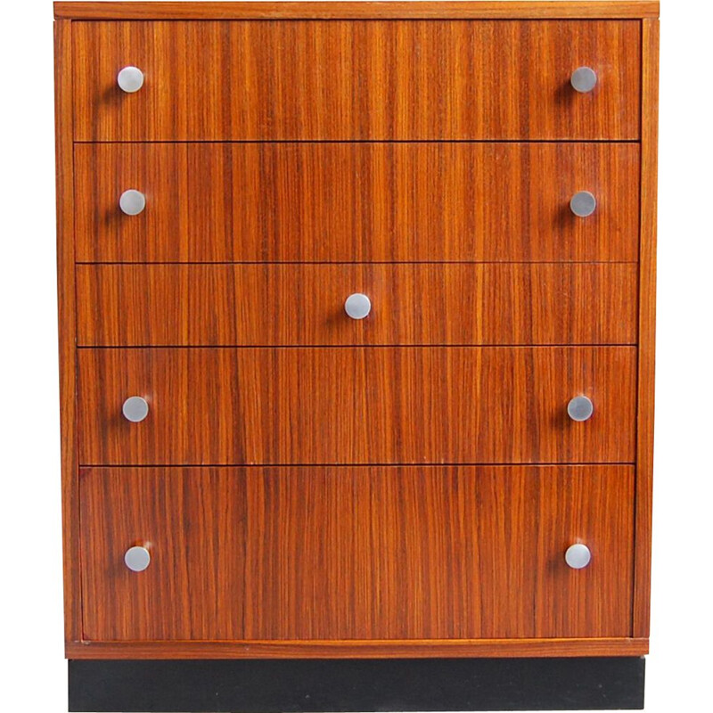Vintage C7 chest of drawers by Alfred Hendrickx for Belform , 1950s
