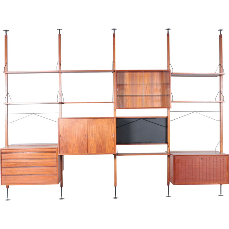 Vintage Roomdivider Royal System by Poul Cadovius