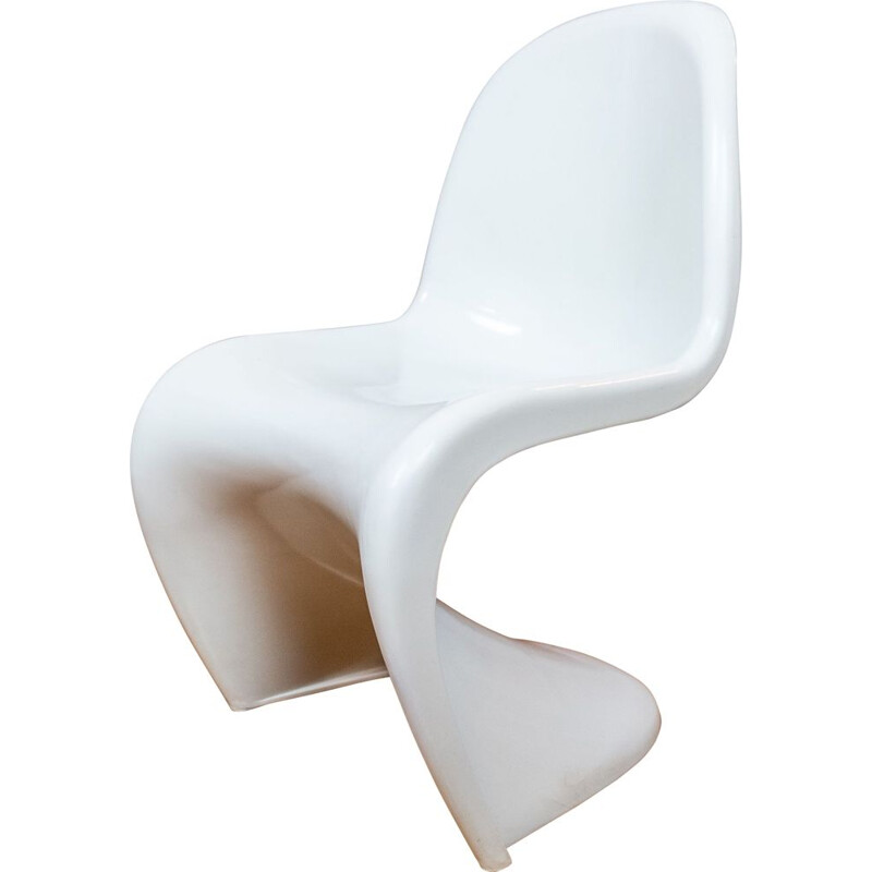 Vintage child seat by Verner Panton for Vitra, 1960s