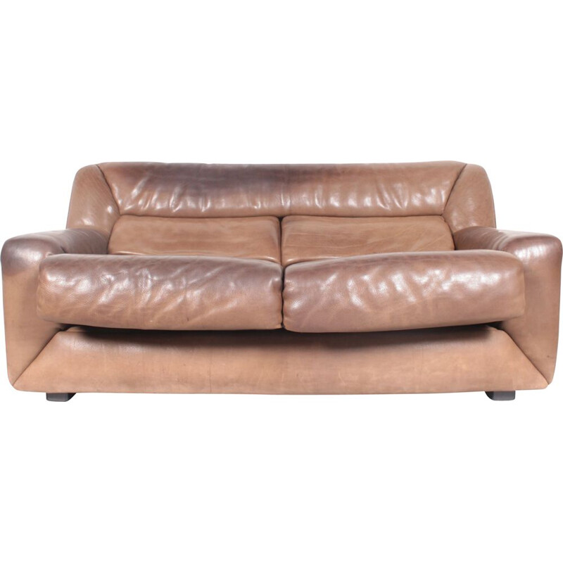 Vintage leather DS43 sofa DS43 from De Sede