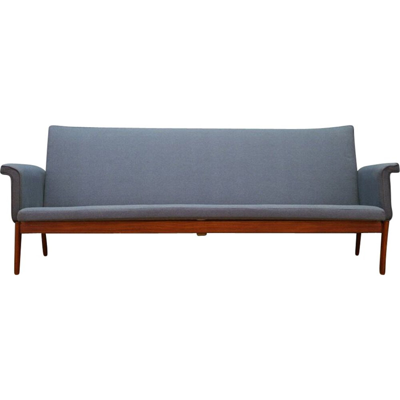 Vintage 3-seater Danish sofa by FIinn Juhl 1960