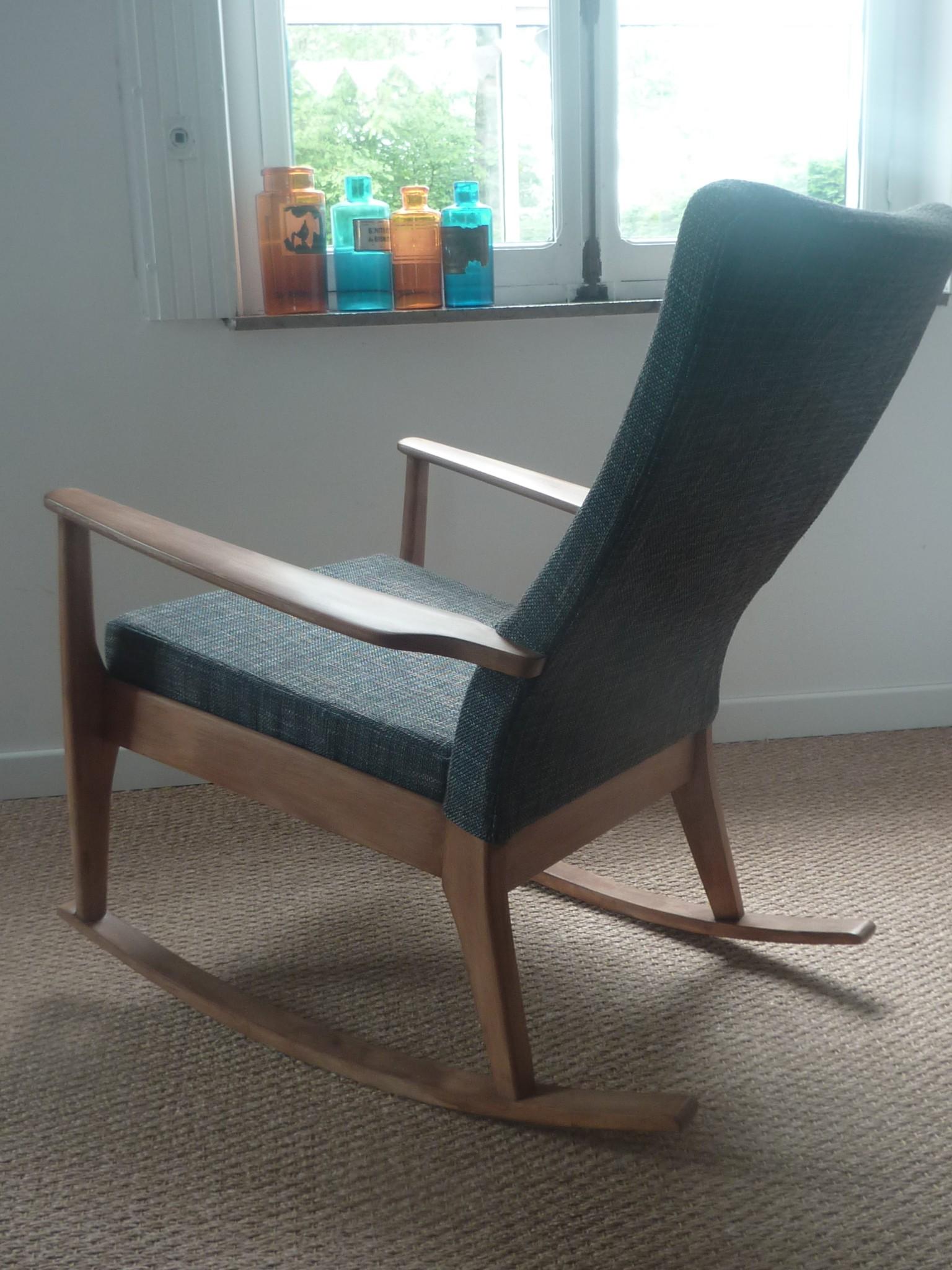 Parker Knoll Rocking Chair 1960s Design Market