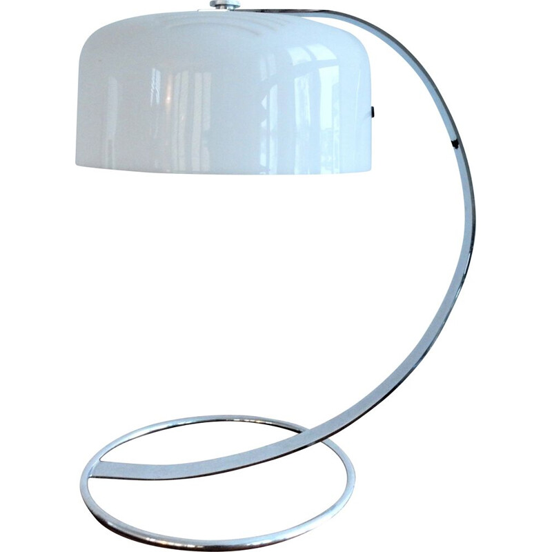 Vintage D-2125 desk lamp by Raak Amsterdam, 1970