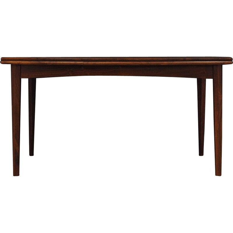 Vintage Rosewood Dining Table 1960