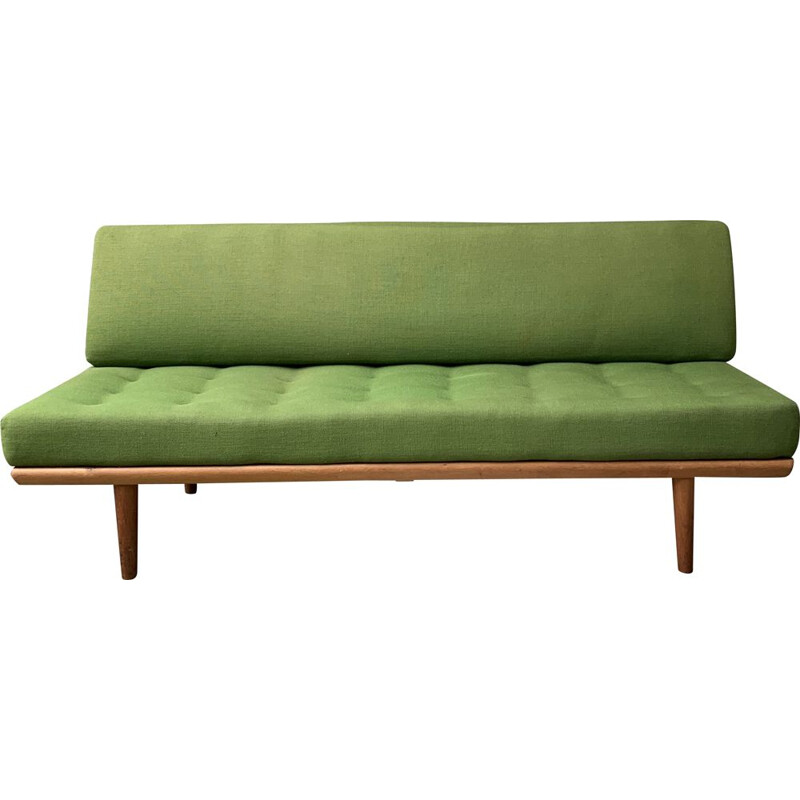 Vintage day bed by Hans Wegner
