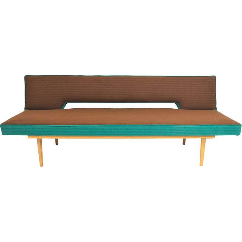 vintage Daybed Sofa by Miroslav Navratil, 1960s