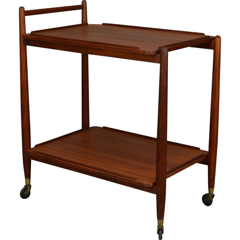 Vintage Teak trolly by White and Newton of Portsmouth