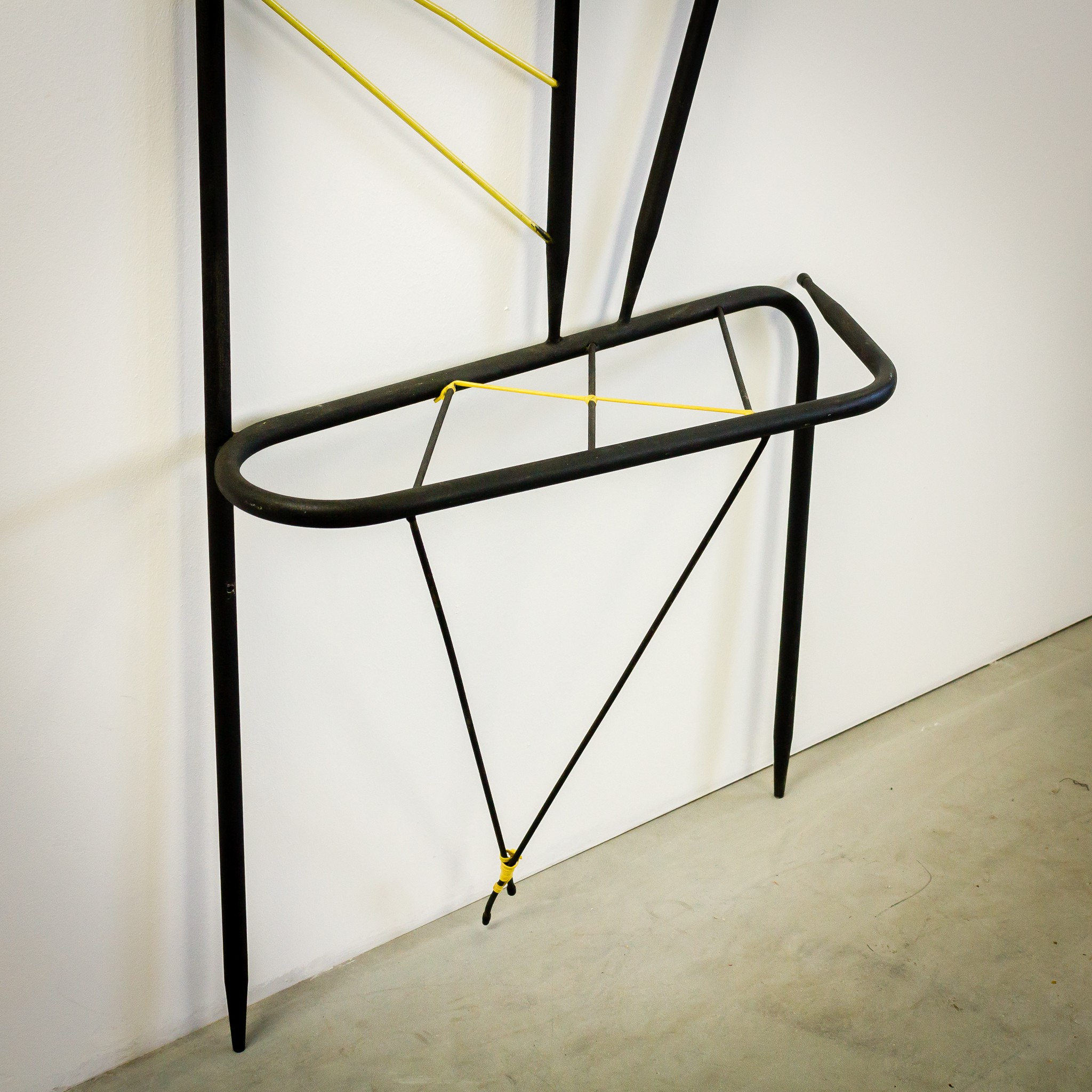 tjerk reijenga for metal pilastro coat rack by perforated sale
