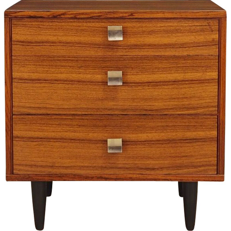 Vintage chest of drawers in rosewood by Ulferts of Tibro, Sweden, 1960s