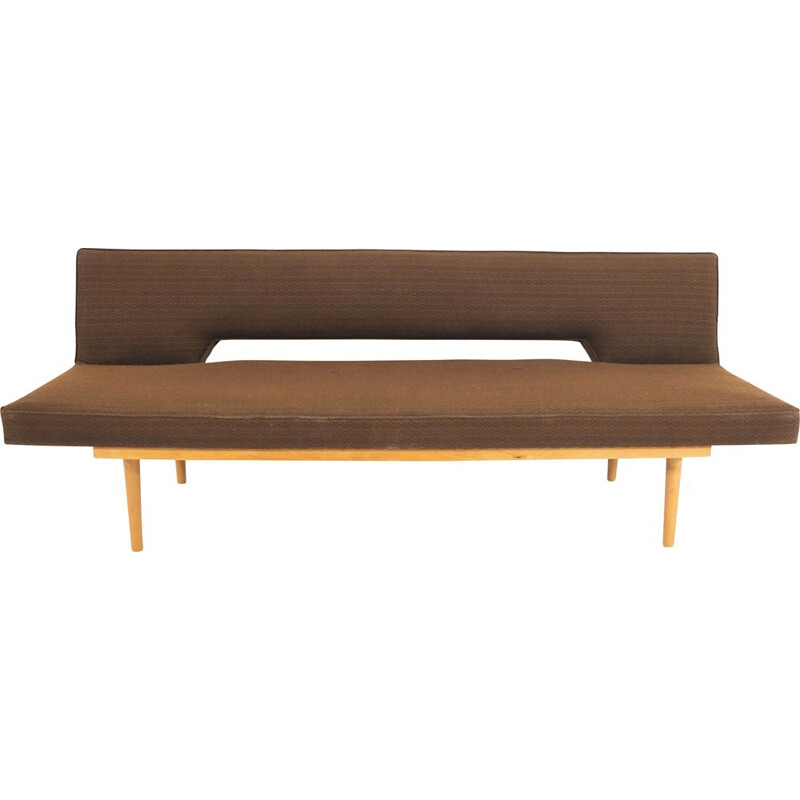 Vintage daybed or sofa by Miroslav Navratil, 1960s