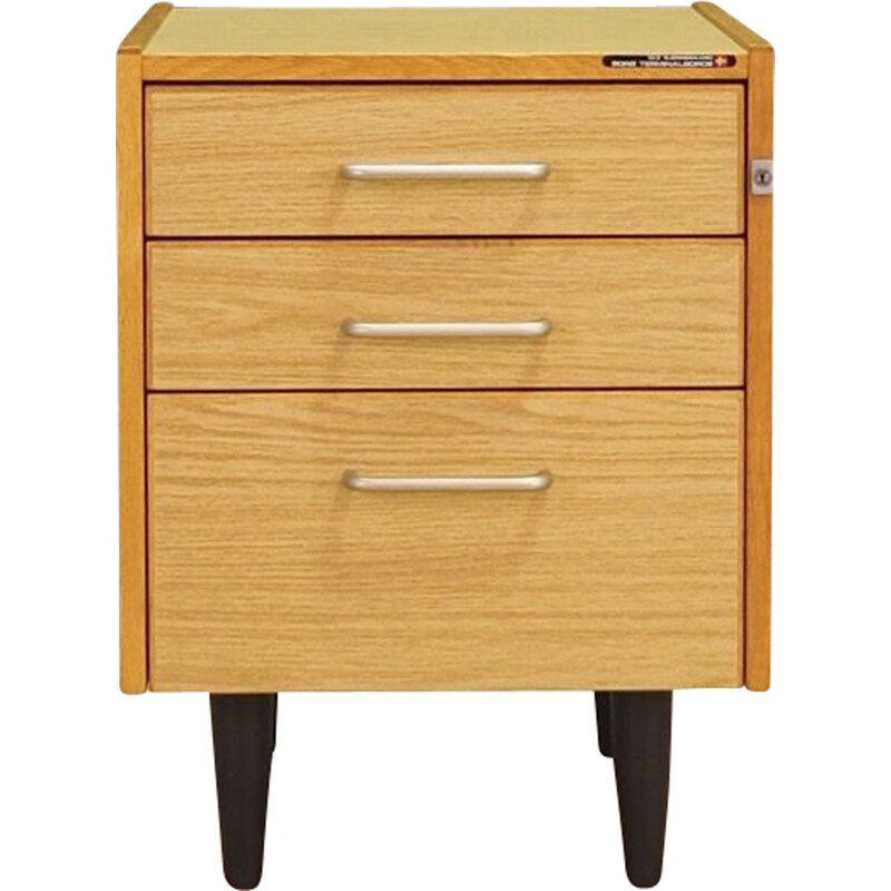 Vintage chest of drawers for Sorø in ashwood and laminate