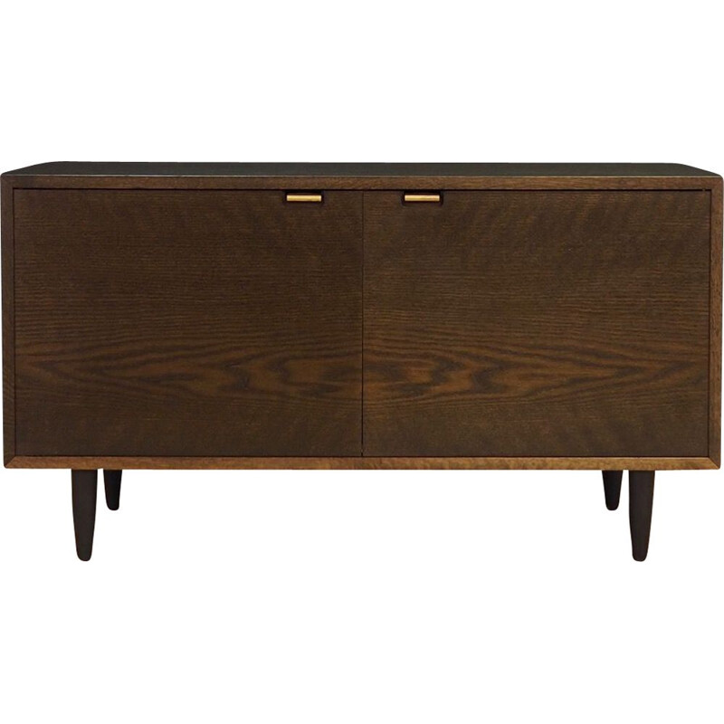 Vintage Danish sideboard in oakwood