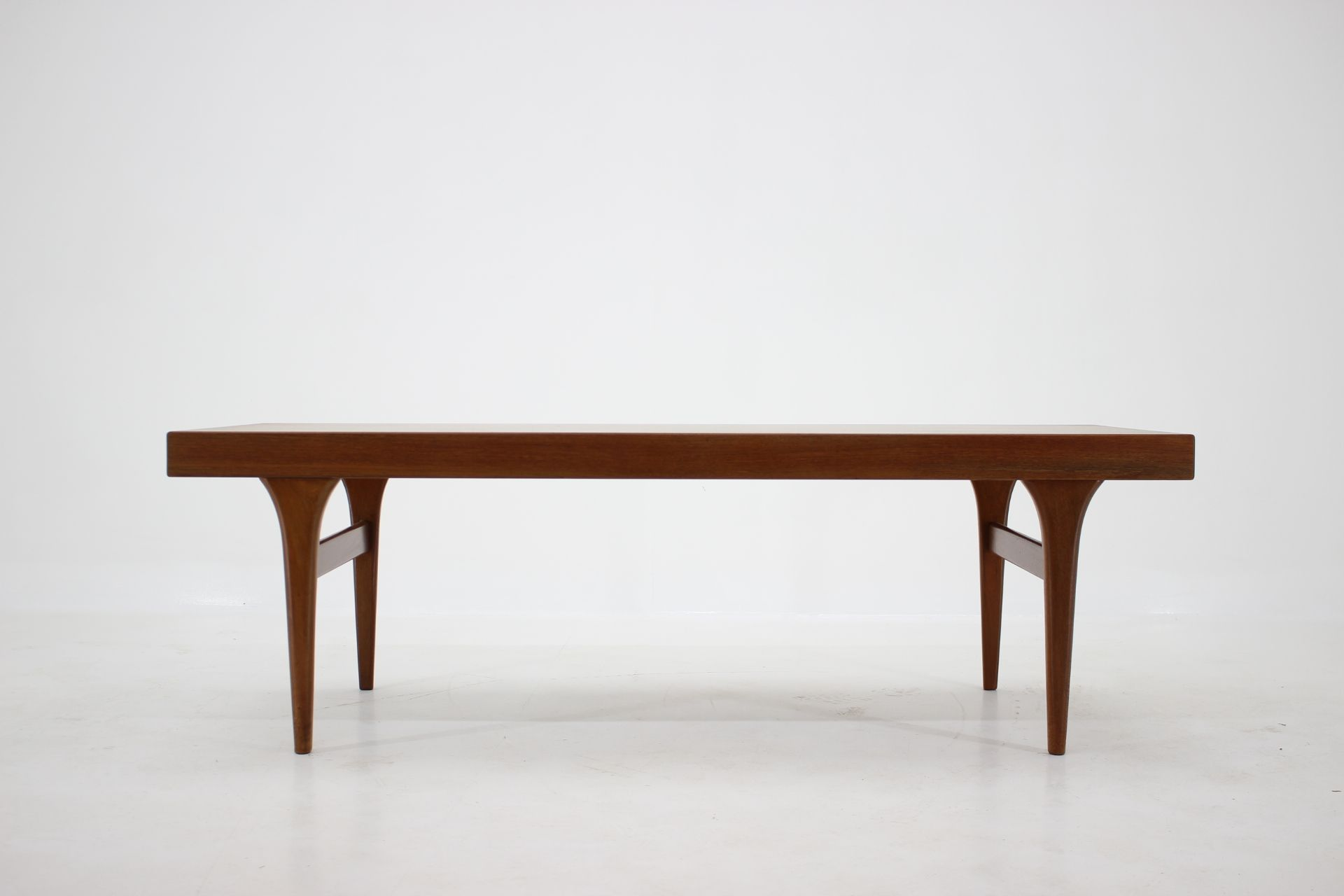 Vintage Johannes Andersen Teak Coffee Table for CFC ...