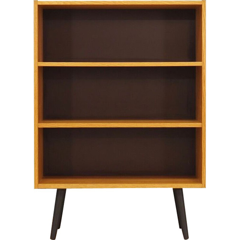 Vintage Danish Bookcase in wood, 1960