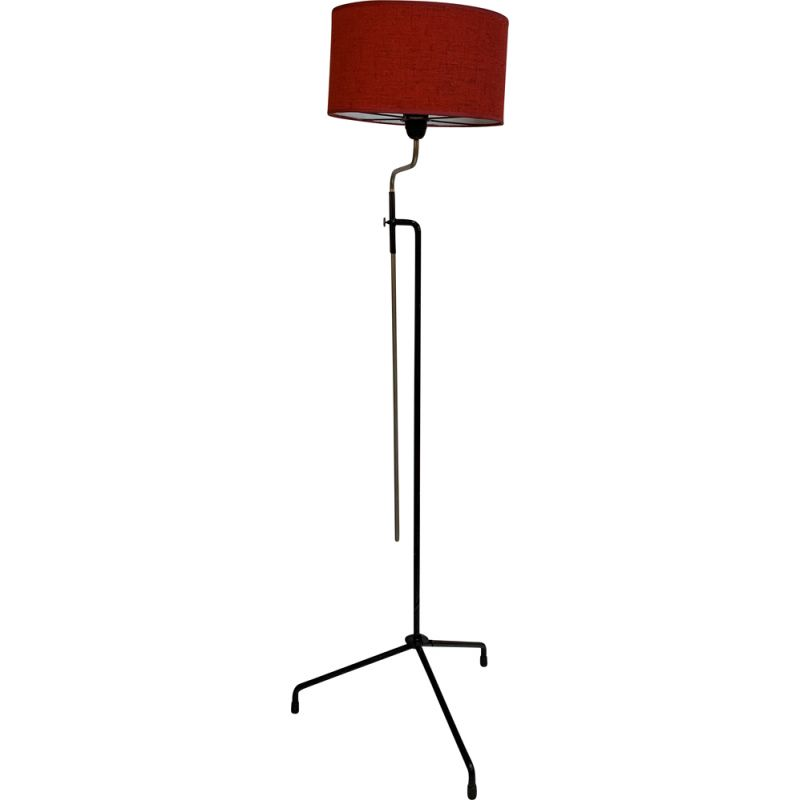 Vintage floor lamp by Louis Kalff for Philips, 1950