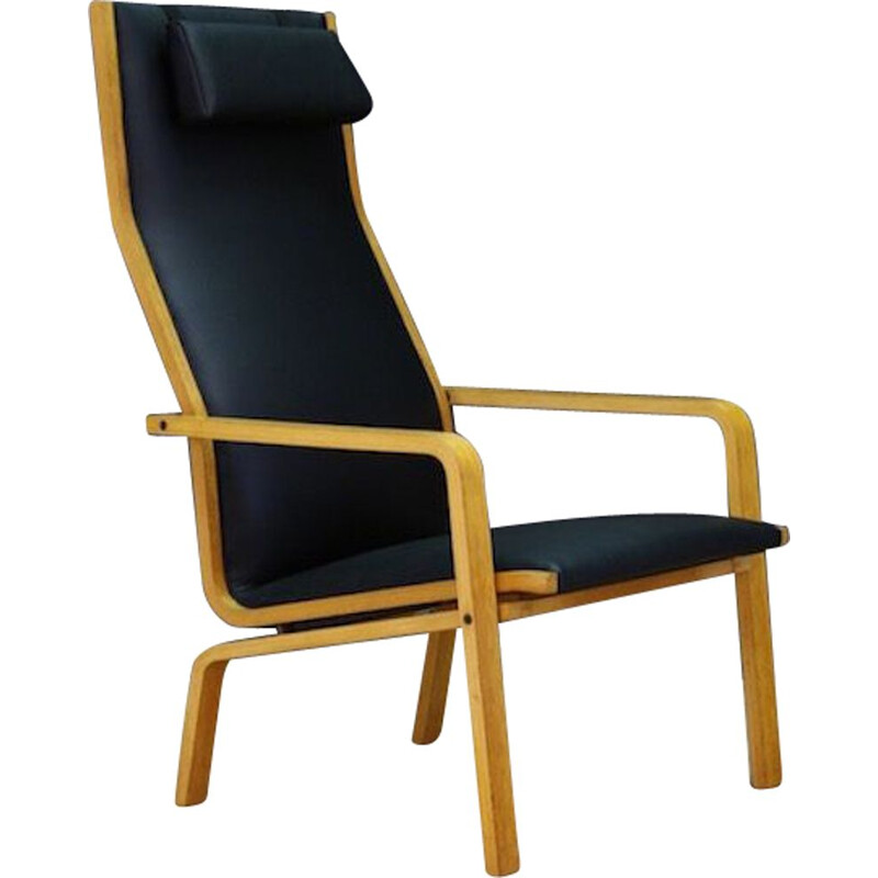 Vintage armchair by Arne Jacobsen for Fritz Hansen, 1960-1970s