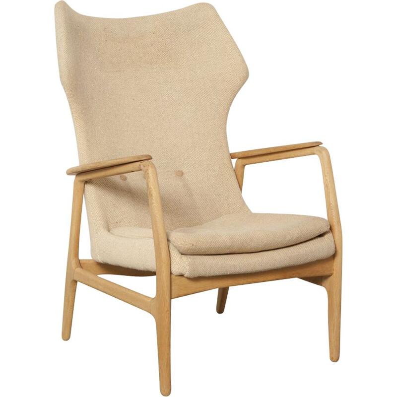 Vintage armchair by Aksel Bender Madsen for Bovenkamp, 1962