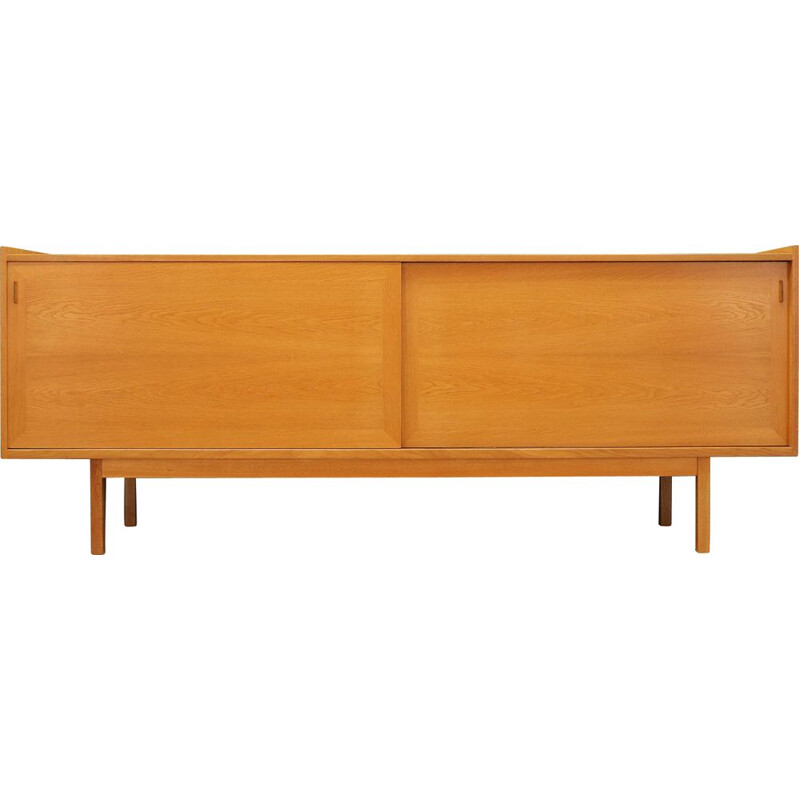 Vintage sideboard in teak veneer, Danish design, 1960-1970
