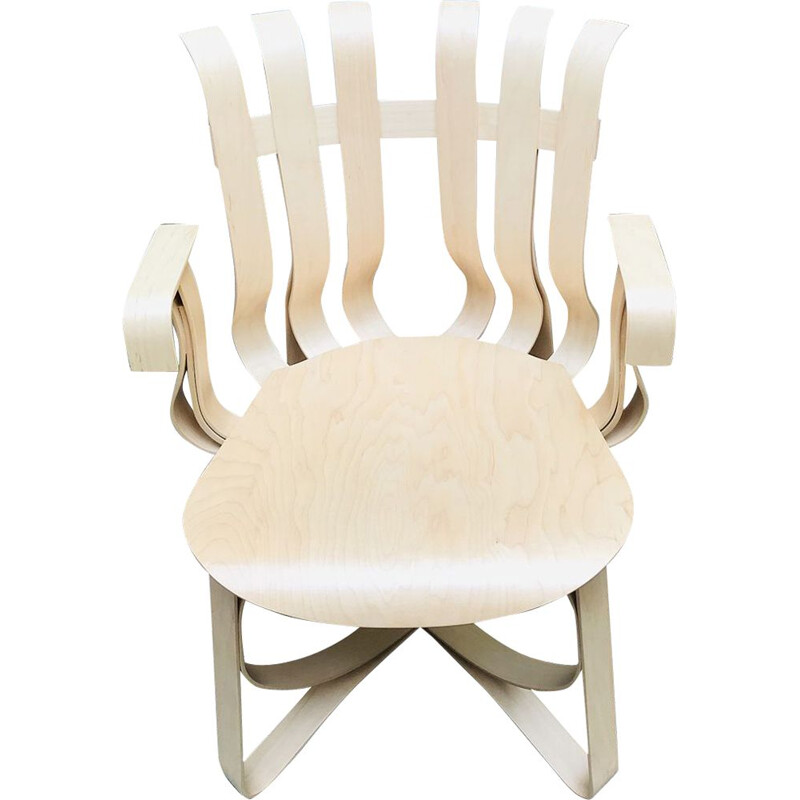 Vintage armchair by Franck Gehry for Knoll