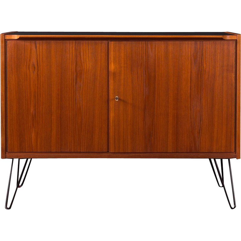 Vintage sideboard in teak and formica, Germany 1960