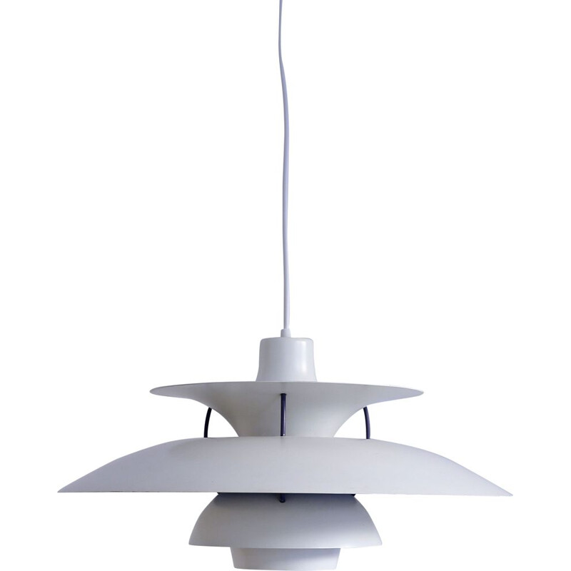Vintage Hanging lamp PH5 by Poul Henningsen for Louis Poulsen