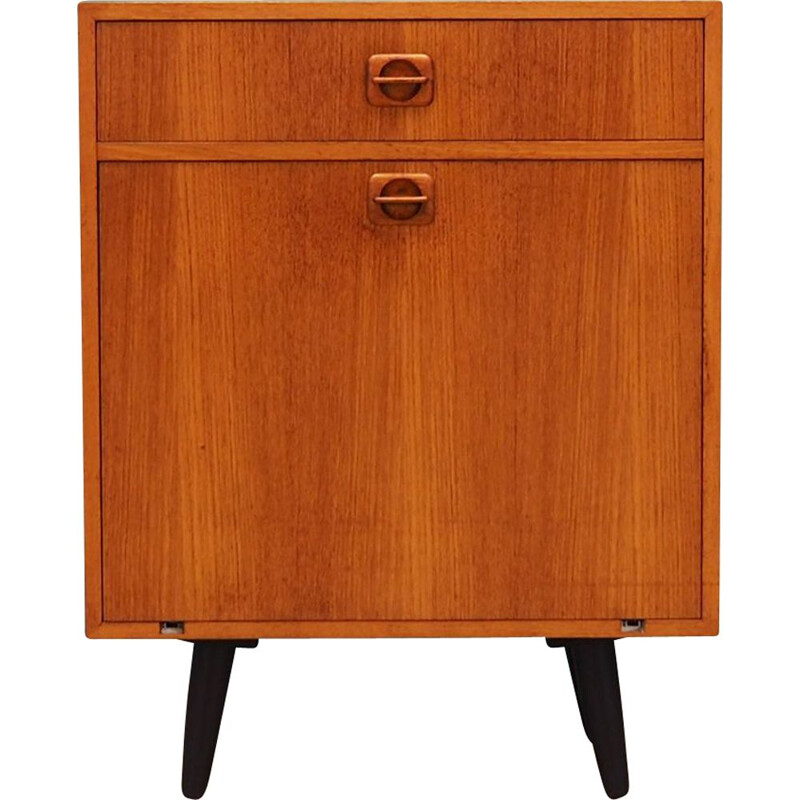 Vintage danish cabinet in teck, 1960