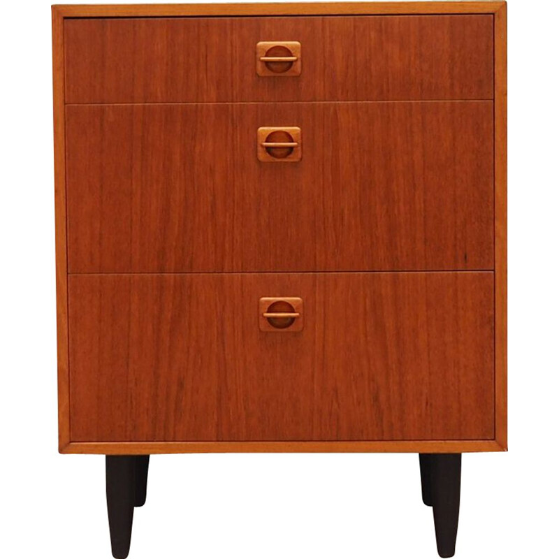 Vintage Scandinavian chest of drawers 1970