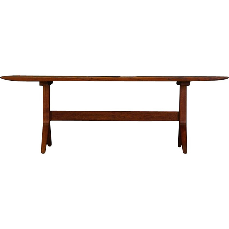 Vintage teak coffee table, Danish design, 1960