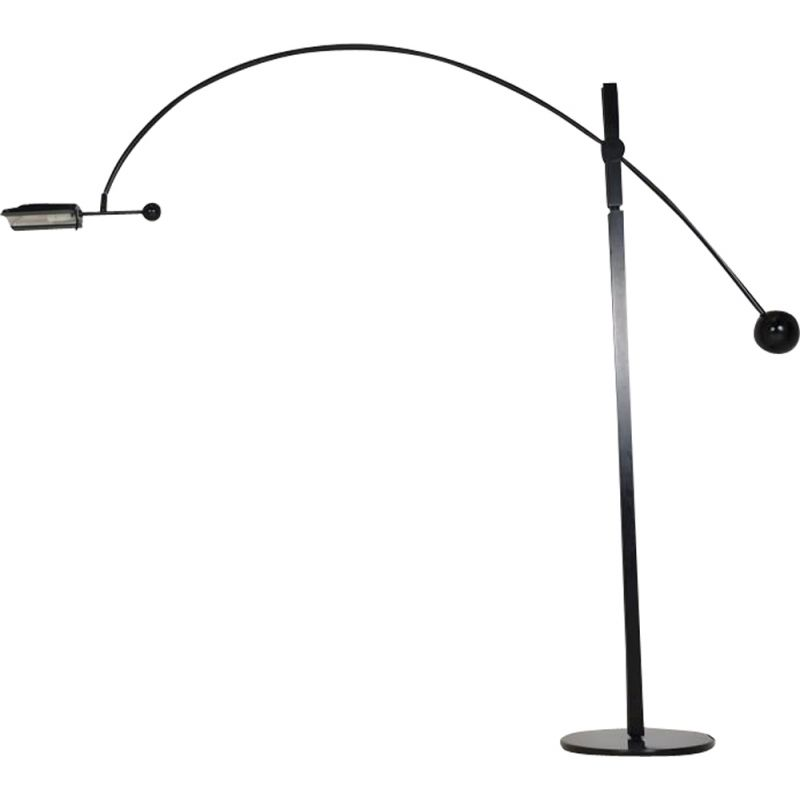 "Floor lamp ""Arc"" by Relco Milano Italy"