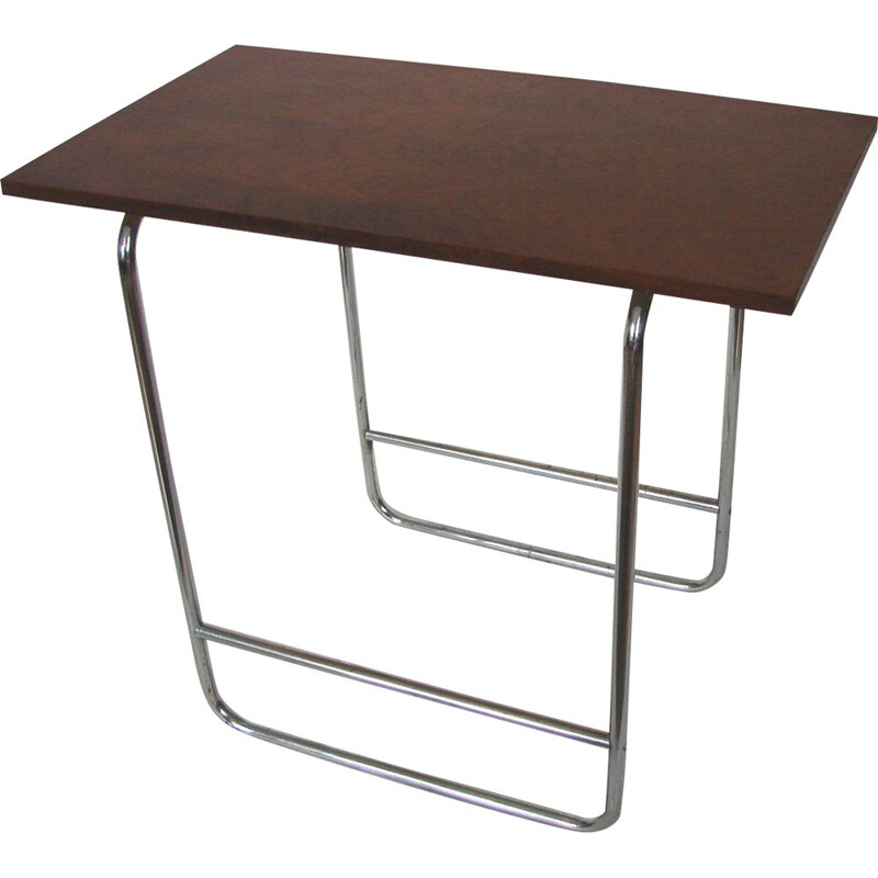 Vintage Auxiliary table, Bauhaus 1940