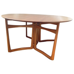Dining table, Peter HVIDT - 1960s