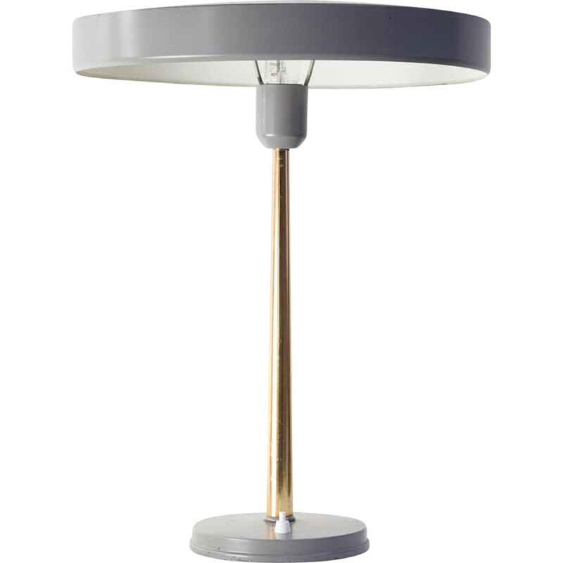 "Vintage model ""Timor 69"" table lamp by Louis Kalff for Philips"