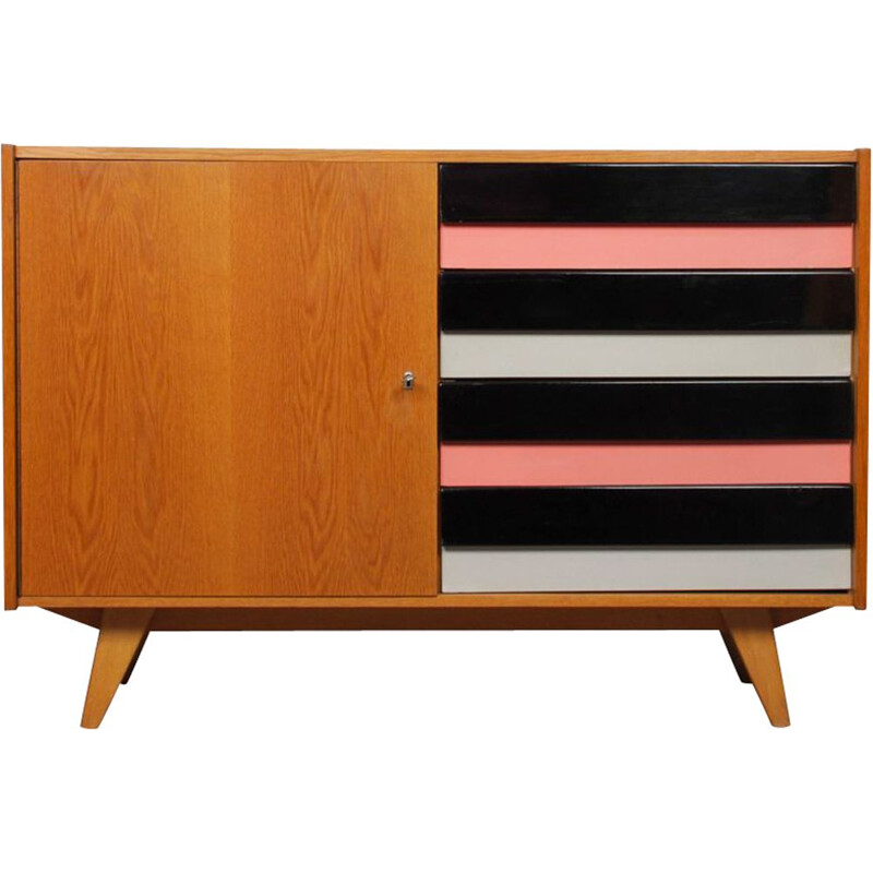 Vintage chest of drawers by Jiri Jiroutek for Interier Praha, 1960