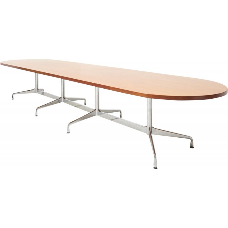 Vintage base table by Charles & Ray Eames, 1950s