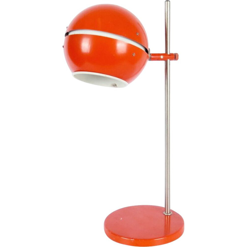 Vintage table lamp by AKA, Czechoslovakia, 1970