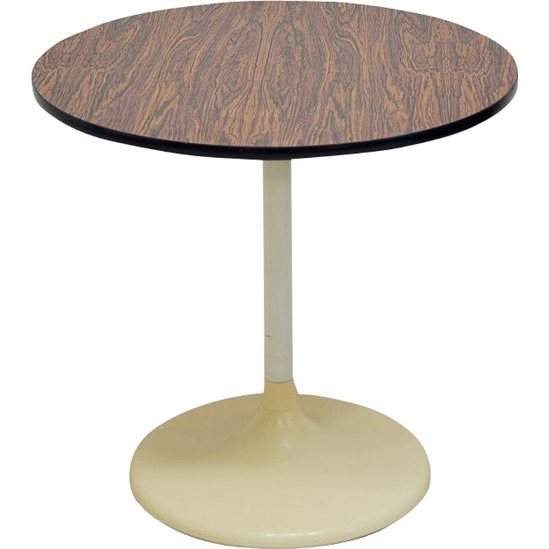 Vintage Tulip coffee table from Lusch Erzeugnis, 1960s