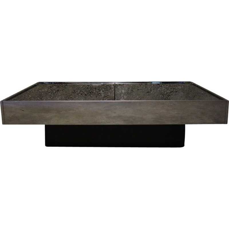 Vintage bar coffee table Cidue edition, 1970