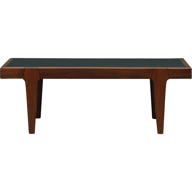 Vintage rosewood Coffee Table, Denmark, 1960-70s