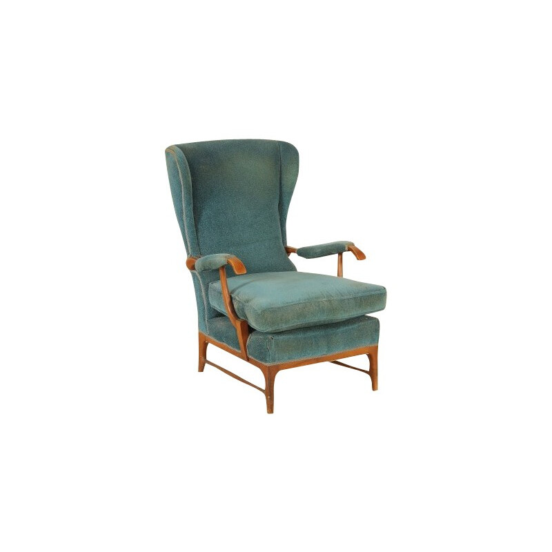 Living room chair, Paolo BUFFA- 1940s