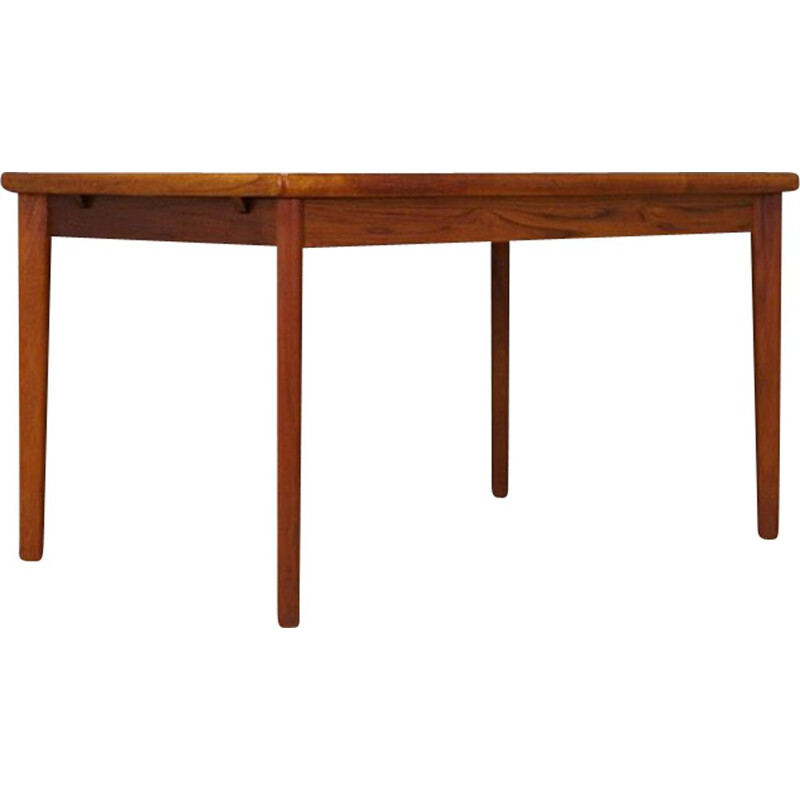Vintage teak table, Danish design, by Grete Jalk, 1960-70